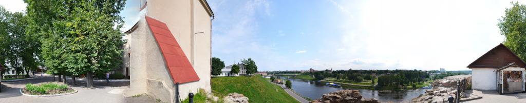 Панорама Витебска